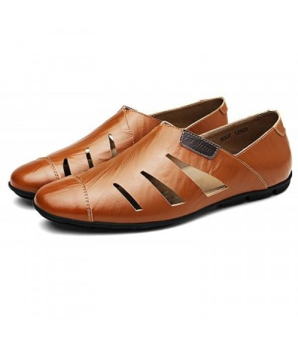 Casual Hollow Shoes for Men