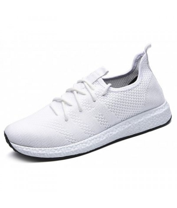 Plus Size Comfortable Fabric Sneakers for Men